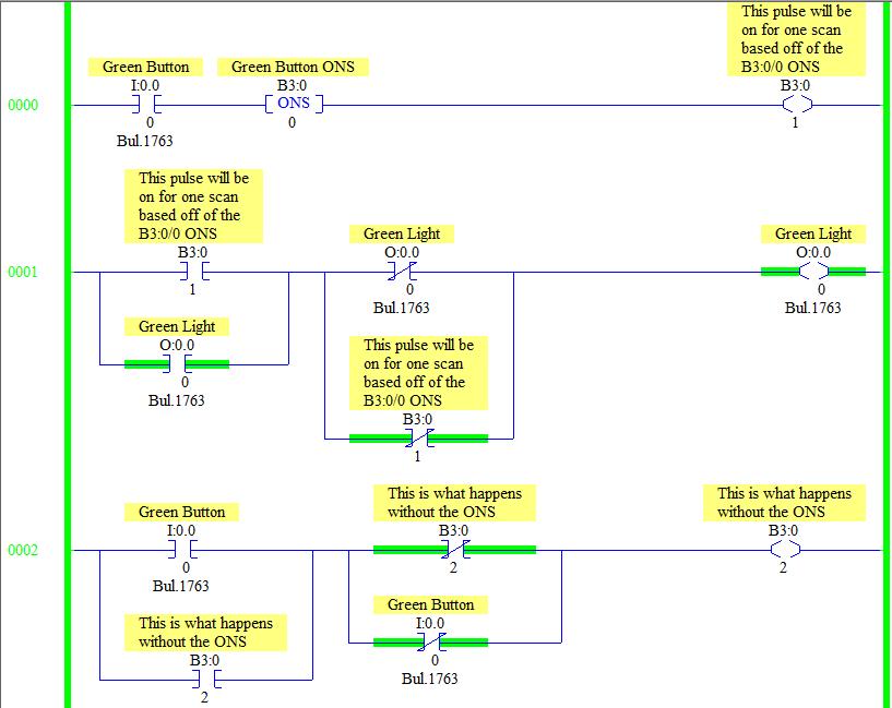 plc programming oneshot plc